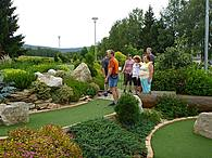 Adventure Golf Lipno 9.6.2018